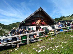Pfeifertag 2019 am Feuerkogel