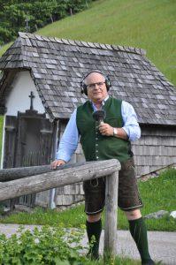Radiomacher Werner Miklautsch